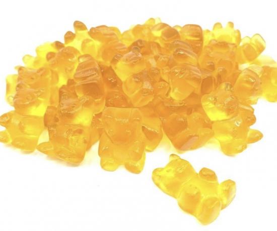 Vegan ginger bears
