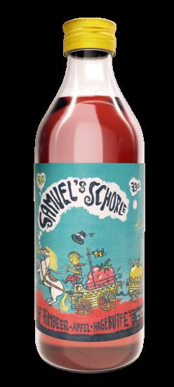 Samuel's Schorle Raspberry-apple-rose hip