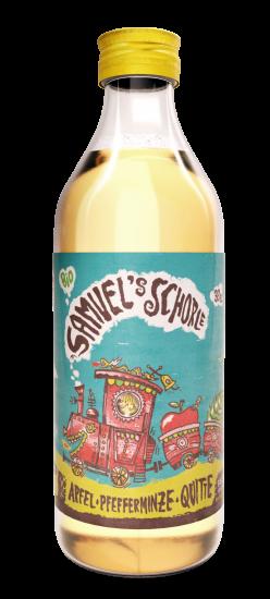 Samuel's Schorle Apple peppermint quince