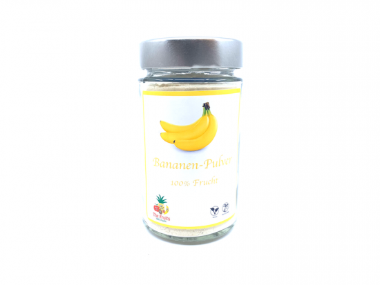 Banana Fruit Powder