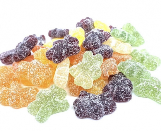 Vegan sour bears