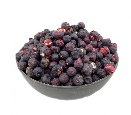Organic Freeze-dried Blueberries 50g