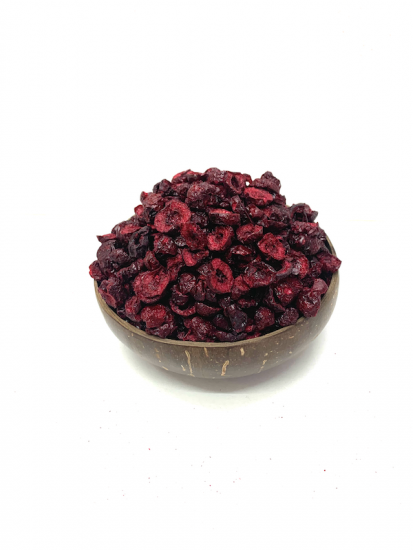 Sour cherries 50g freeze dried
