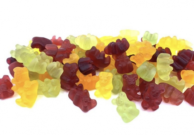 Vegan gummy bears Bio